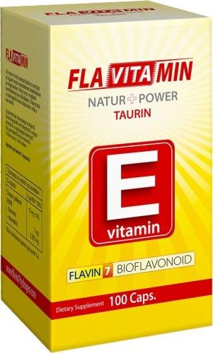 Flavitamin E