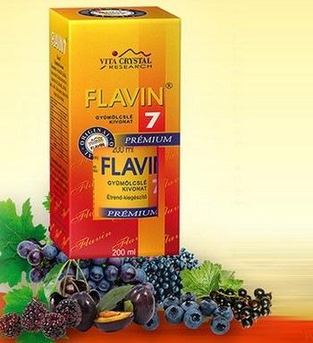 Flavin7 termékcsalád