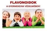 Flavonoidok a gyermekeink védelmében