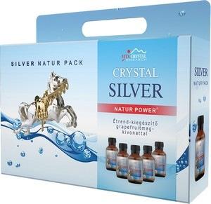 Crystal Silver Natur Pack - kissebb kiszerelés