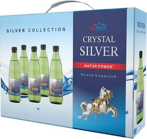 Crystal Silver Collection