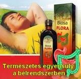 Biosa Flora - Természetes egyensúly a bélrenszerben